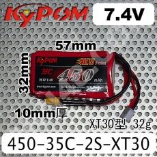 KYPOM-450-35C-2S-XT30